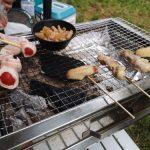 【千葉県】三番瀬海浜公園BBQ広場【おでかけ】